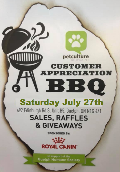 customer appreciation BBQ